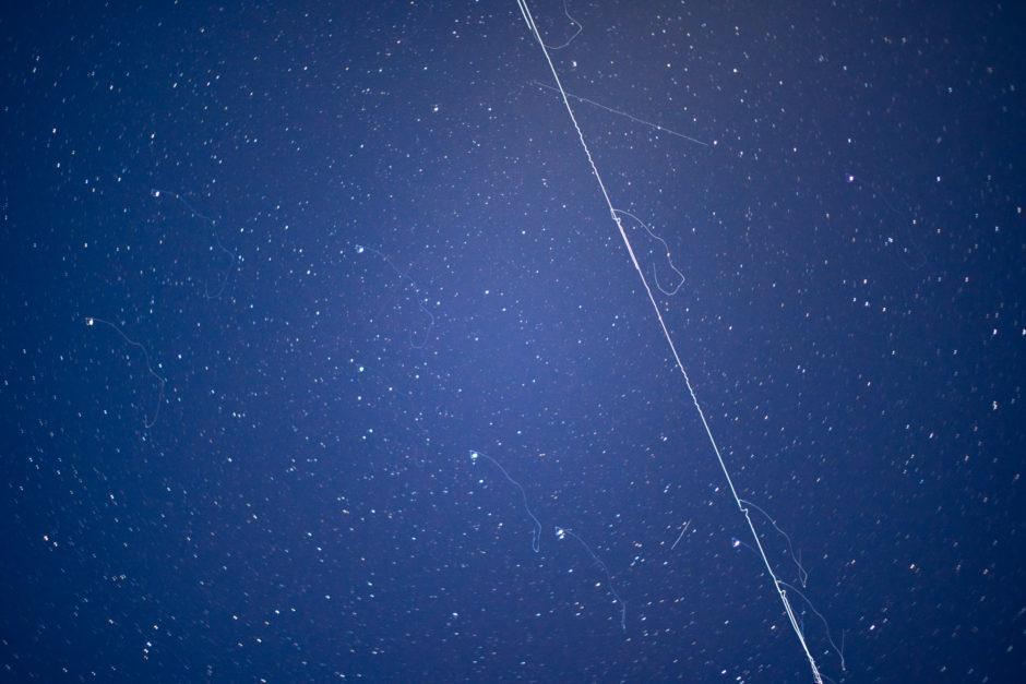 Starlink Astrophoto Jean-Nicolas Lehec