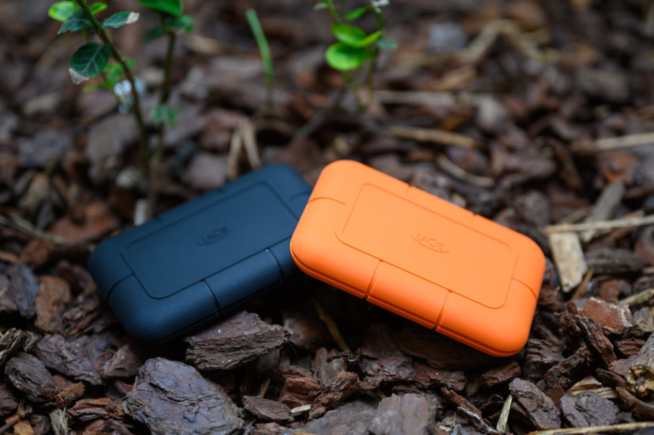 LaCie Rugged SSD et Rugged SSD Pro