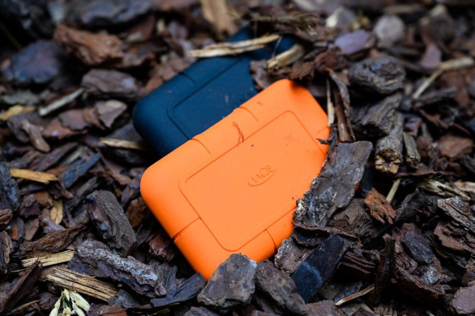LaCie Rugged SSD et Rugged SSD Pro : résistants