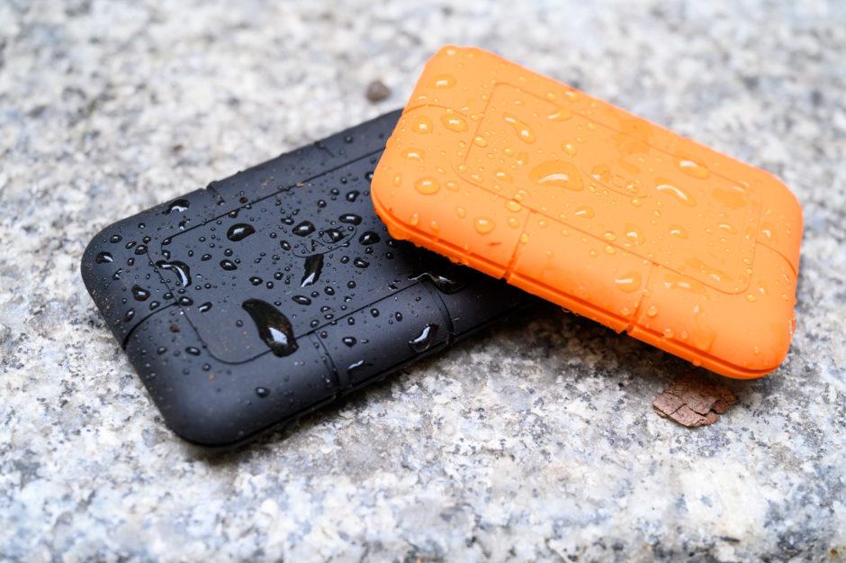 LaCie Rugged SSD Pro : étanche