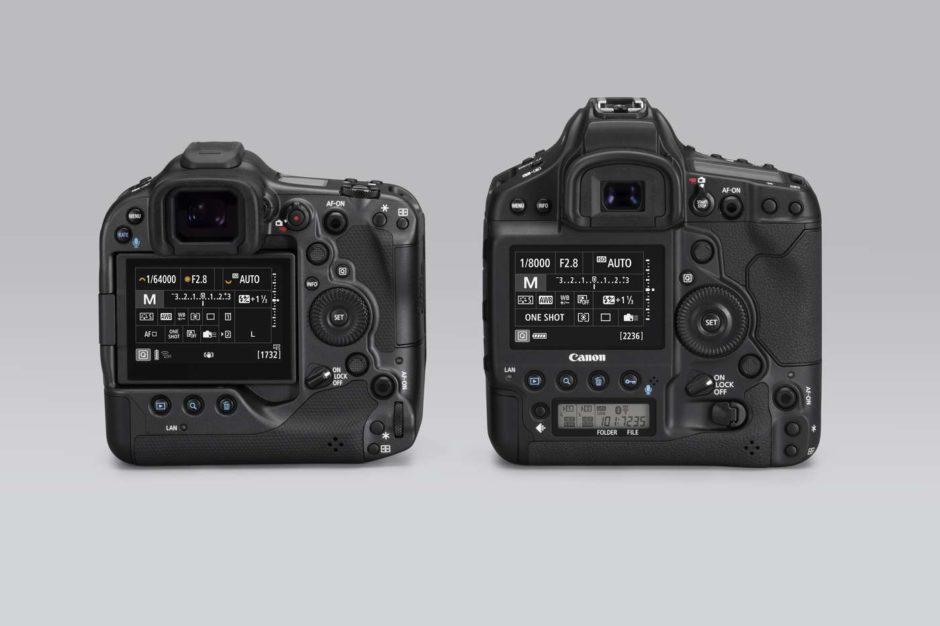 Canon EOS R3 vs Canon EOS-1D X Mark III