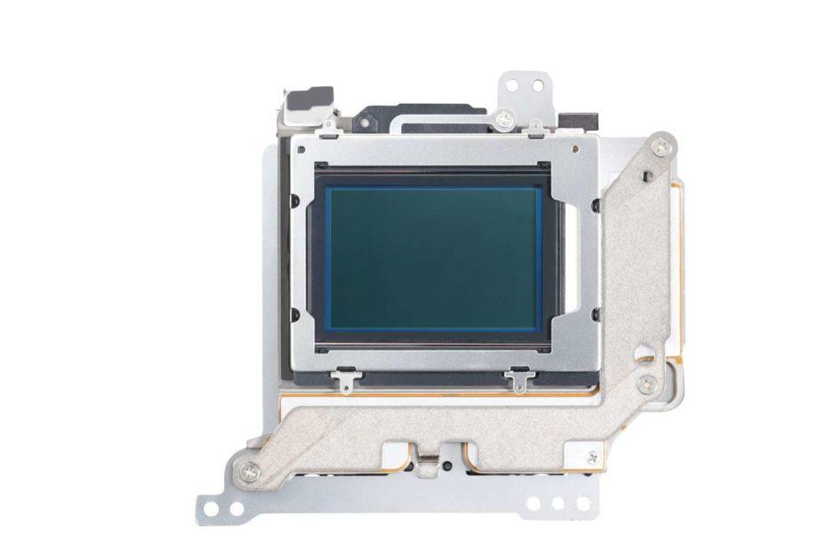 Canon EOS R3 IBIS