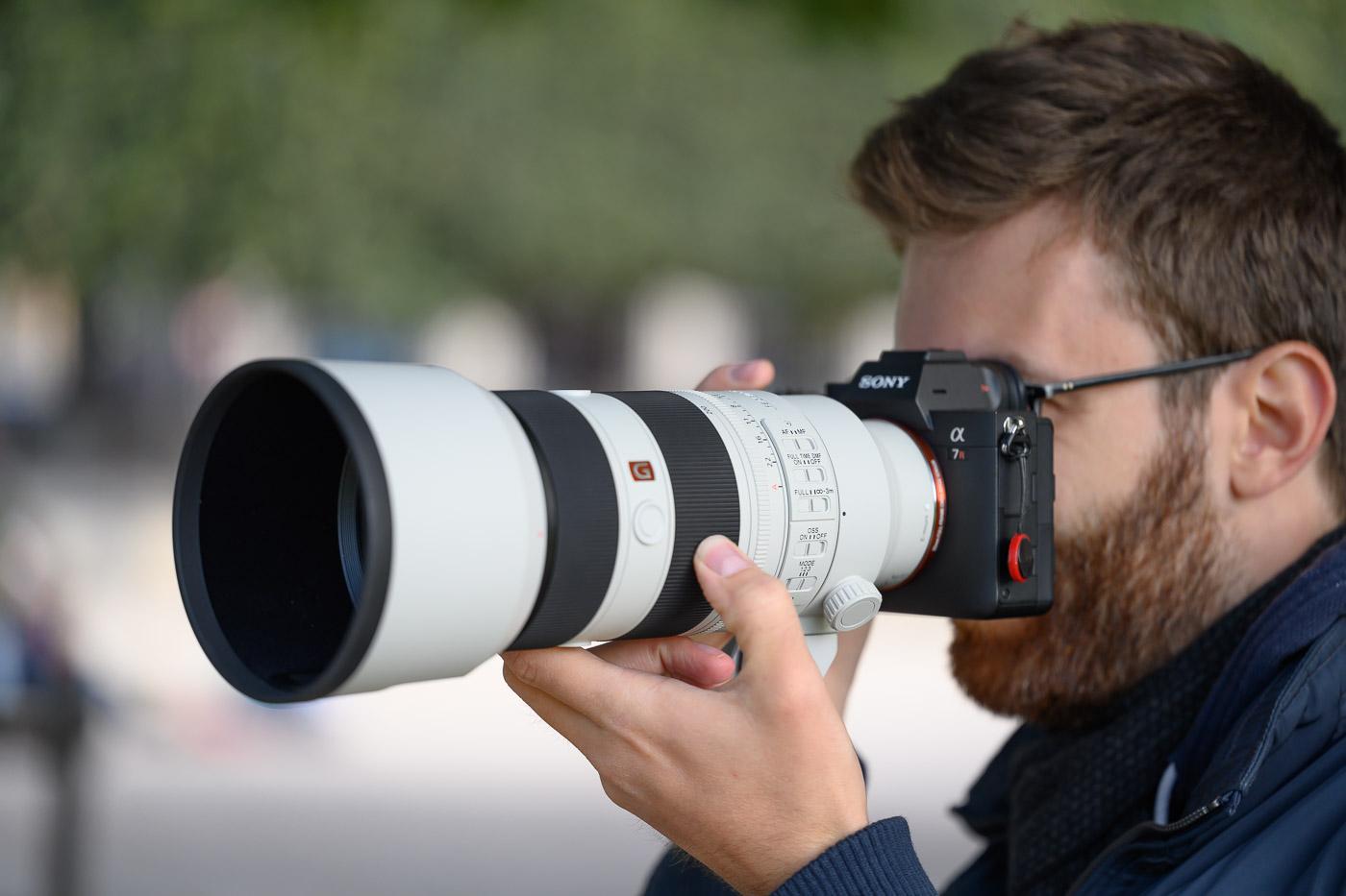 Phototrend test Sony FE 70-200 mm f/2,8 GM OSS II